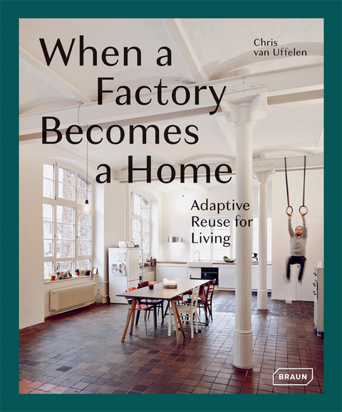 "Cover des Buches ""When a Factory becomes a Jome"""