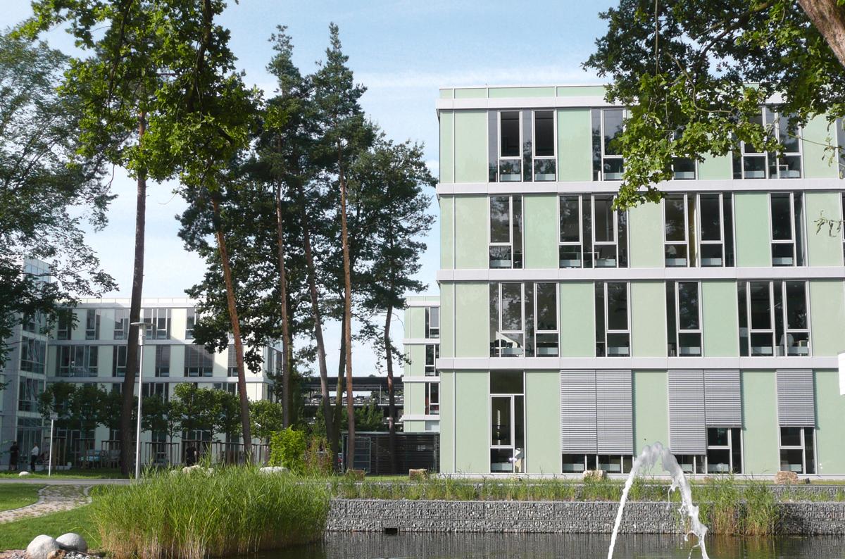 Architekten Nürnberg nordostpark bürohaus gebäude 3 5 gbp architekten