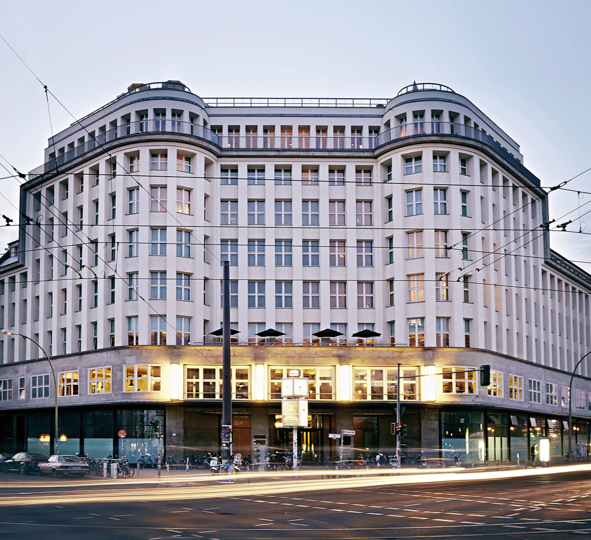 Soho House Berlin Gbp Architekten