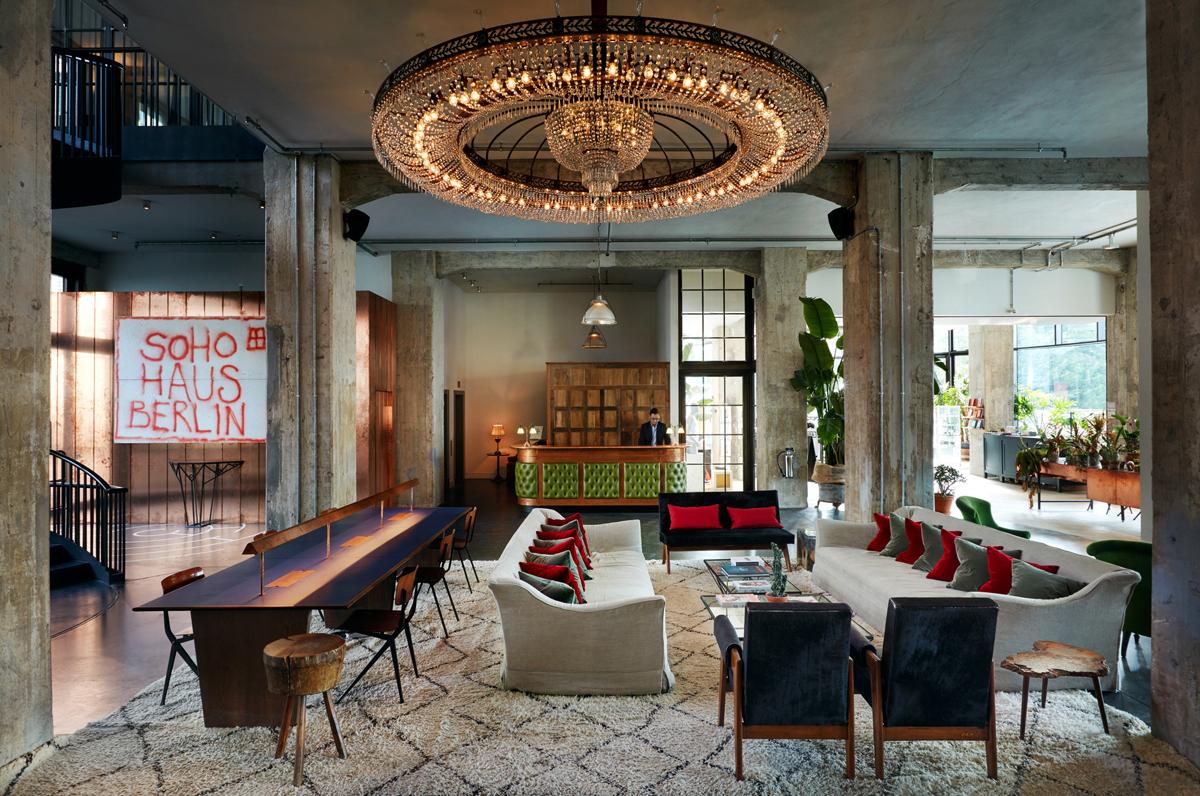 soho house berlin gbp architekten. Black Bedroom Furniture Sets. Home Design Ideas