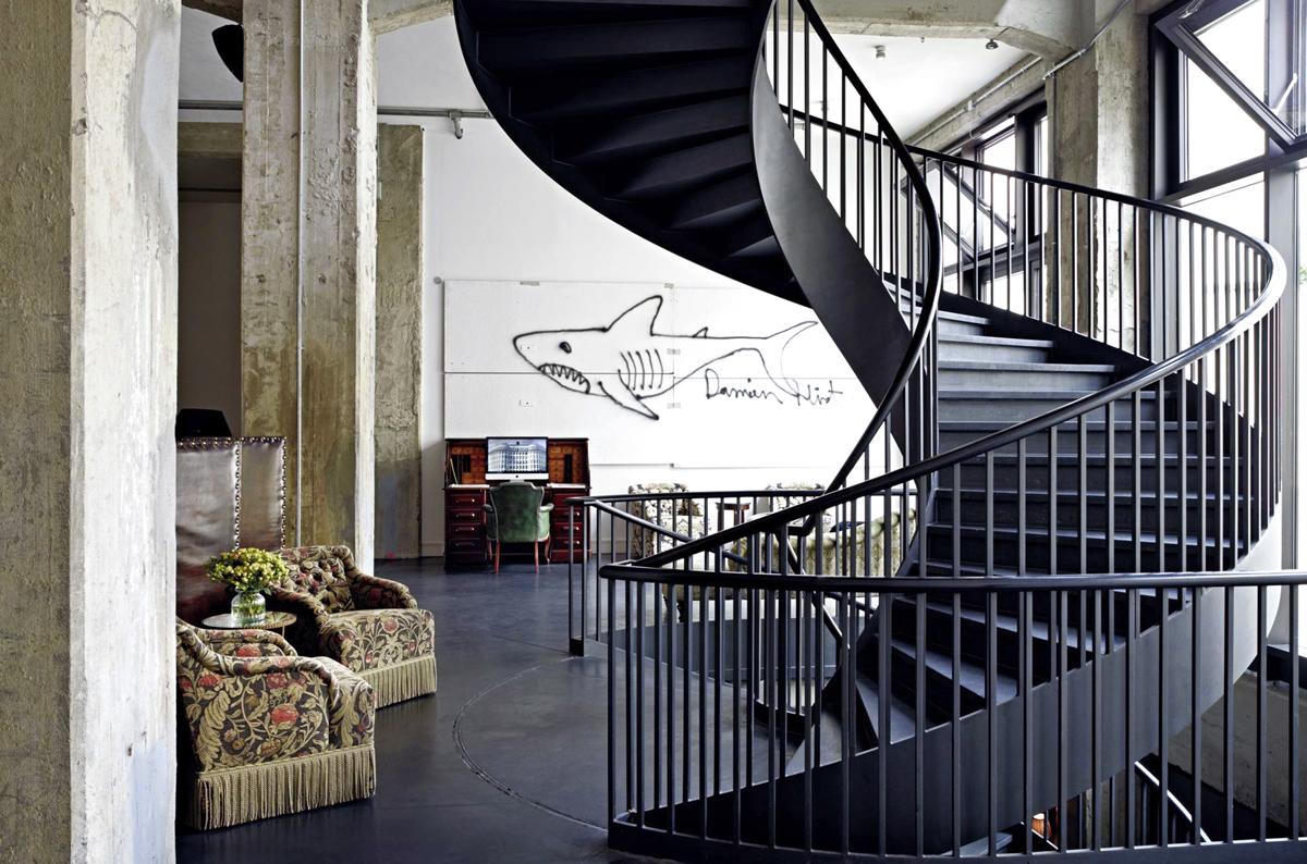 Soho House Berlin - GBP Architekten